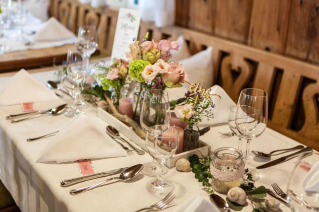 Wirtshaus Jagwirt - Hochzeiten & Feste