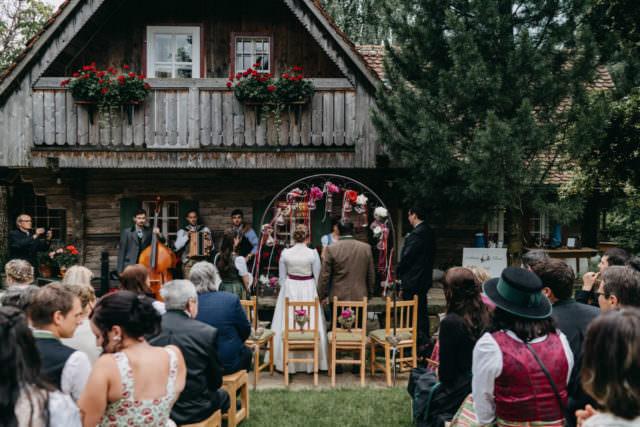 Wirtshaus Jagawirt - Hochzeiten & Feiern
