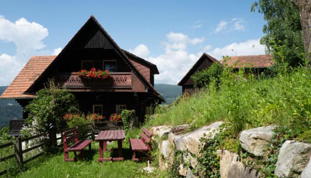 Wirtshaus Jagawirt - Urlaub im Ferienhaus