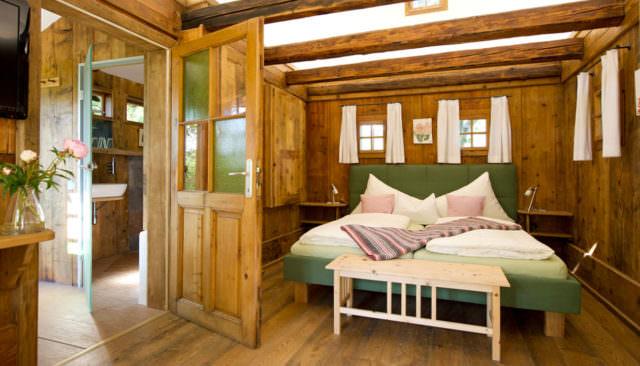 Wirtshaus Jagawirt - Kleines Hotel Maria - Schlafzimmer